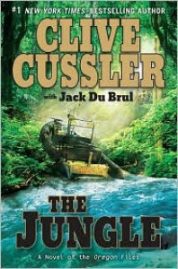 The Jungle (Oregon Files Series #8) - Clive Cussler,  Jack Du Brul