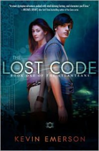 The Lost Code (The Atlanteans Series) -