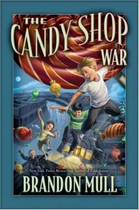 The Candy Shop War - Brandon Mull