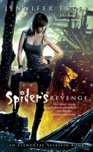 Spider's Revenge (Elemental Assassin, #5) - Jennifer Estep