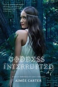 Goddess Interrupted (Goddess Test, #2) - Aimee Carter