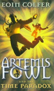 Artemis Fowl & The Time Paradox - Eoin Colfer