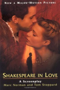 Shakespeare in Love: The Love Poetry of William Shakespeare - Tom Stoppard, William Shakespeare