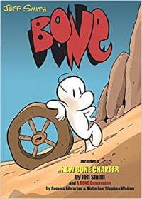 BONE: CODA 25th Anniversary Special - Jeff Smith, Stephen Weiner