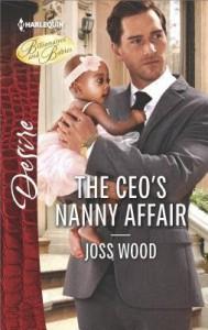 The CEO's Nanny Affair - Joss Wood
