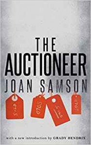 The Auctioneer: Valancourt 20th Century Classics - Matt Godfrey, Valancourt Books, Joan Samson