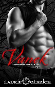 Vanek (Demons After Dark Book One) - Laurie Olerich