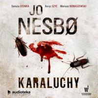 Karaluchy - Nesbø, Iwona Zimnicka