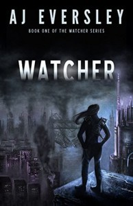 Watcher - A.J. Eversley