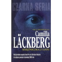 Księżniczka z lodu - Camilla Läckberg