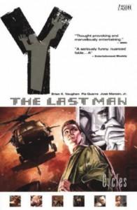 Y: The Last Man Vol. 2: Cycles - Brian K. Vaughan, Pia Guerra, José Marzán Jr.