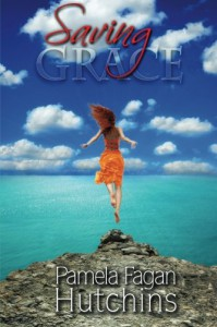Saving Grace (Katie & Annalise #1) - Pamela Fagan Hutchins