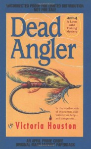 Dead Angler - Victoria Houston