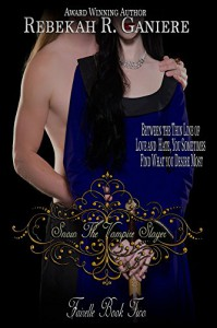 Snow the Vampire Slayer (Fairelle Book 2) - Rebekah R. Ganiere