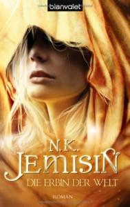 Die Erbin der Welt (Das Erbe der Götter, #1) - N.K. Jemisin, Helga Parmiter
