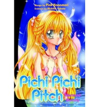 Mermaid Melody: Pichi Pichi Pitch, Vol. 05 - Pink Hanamori