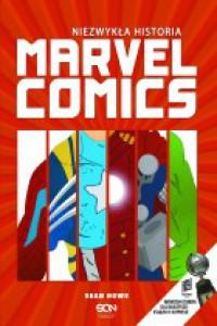 Niezwykła historia Marvel Comics - Sean Howe, Bartosz Czartoryski