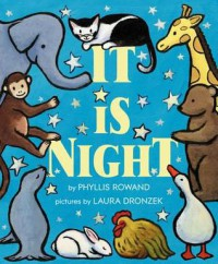 It Is Night - Phyllis Rowand, Laura Dronzek