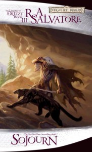 Sojourn (Forgotten Realms: Dark Elf Trilogy, #3; Legend of Drizzt, #3) - R.A. Salvatore
