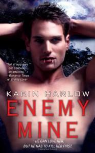 Enemy Mine - Karin Harlow