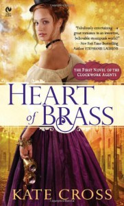 Heart of Brass - Kate Cross