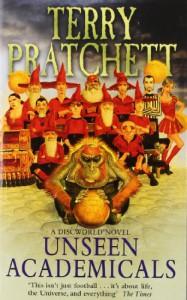 Unseen Academicals (Discworld, #37) - Terry Pratchett