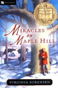 Miracles on Maple Hill - 'Virginia Sorensen',  'Joe Krush',  'Beth Krush'