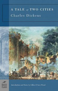 A Tale of Two Cities  (Barnes & Noble Classics Series) - Charles Dickens, Gillen Wood