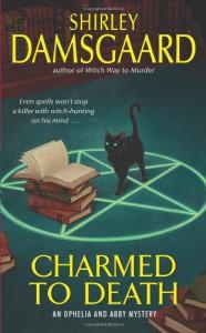 Charmed to Death - Shirley Damsgaard