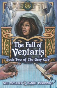 The Fall of Ventaris - Neil McGarry, Daniel Ravipinto, Amy Houser