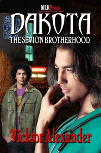 Dakota (The Sevion Brotherhood Book 1) - Vicktor Alexander