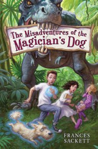 The Misadventures of the Magician's Dog - Frances Sackett