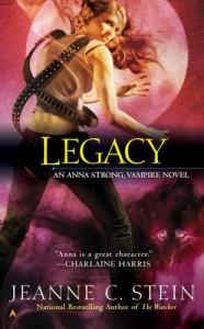 Legacy - Jeanne C. Stein