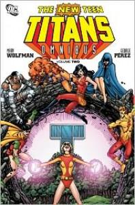 The New Teen Titans Omnibus Vol. 2 - Marv Wolfman, George Pérez