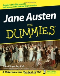 Jane Austen For Dummies - Joan Elizabeth Klingel Ray