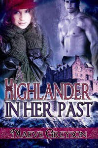 A Highlander in Her Past - Maeve Greyson