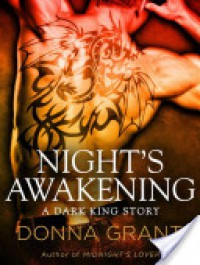 Night's Awakening (Dark Kings, #0.2) - Donna Grant