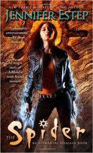 The Spider (Elemental Assassin) (Paperback) - Common - by Jennifer Estep