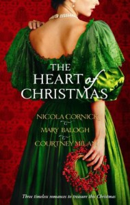 A Regency Christmas:  A Handful of Gold and The Season for Suitors and This Wicked Gift - Mary Balogh, Nicola Cornick, Courtney Milan