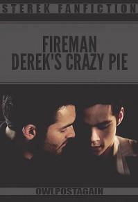 Fireman Derek's Crazy Pie - owlpostagain