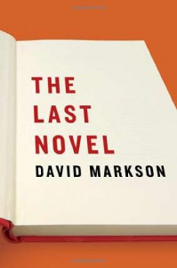 The Last Novel - David Markson