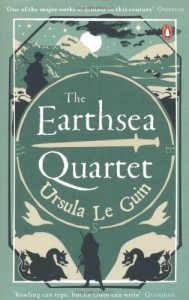The Earthsea Quartet (Earthsea Cycle, #1-4) - Ursula K. Le Guin