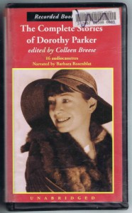The Complete Stories Of Dorothy Parker - Dorothy Parker, Barbara Rosenblat