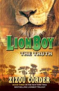 The Truth (Lionboy Trilogy #3) - Zizou Corder