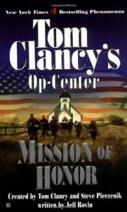 Mission of Honor - Tom Clancy, Jeff Rovin, Steve Pieczenik