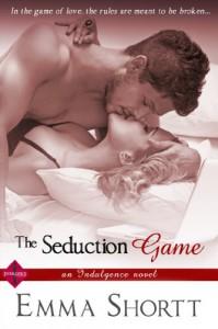 The Seduction Game (Entangled Indulgence) - Emma Shortt