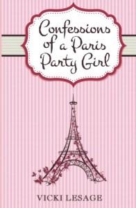 Confessions of a Paris Party Girl - Vicki Lesage
