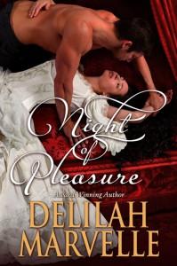 Night of Pleasure (School of Gallantry #4) - Delilah Marvelle