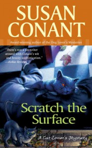 Scratch the Surface - Susan Conant
