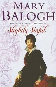 Slightly Sinful (Bedwyn Saga #5) - Mary Balogh